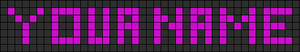 Alpha pattern #3928