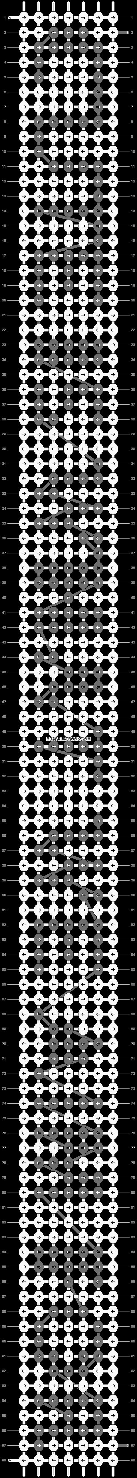 Alpha pattern #3931 pattern