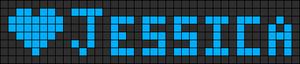 Alpha Friendship Bracelet Pattern #3936