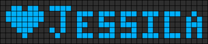 Alpha pattern #3936