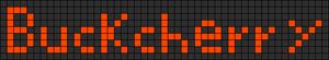 Alpha Friendship Bracelet Pattern #3942