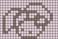 Alpha pattern #3944
