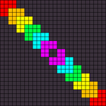 Alpha pattern #3945