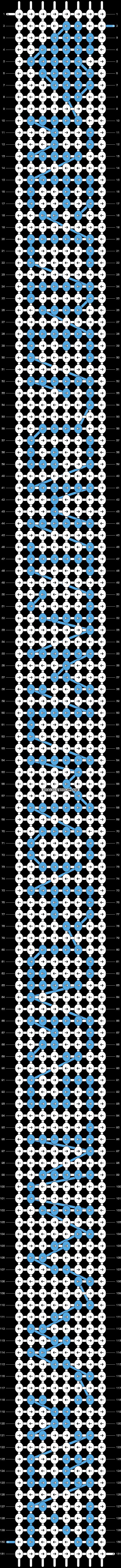 Alpha pattern #3955 pattern