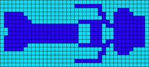 Alpha pattern #3956