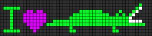 Alpha pattern #3963