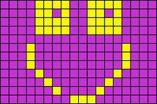 Alpha pattern #3974