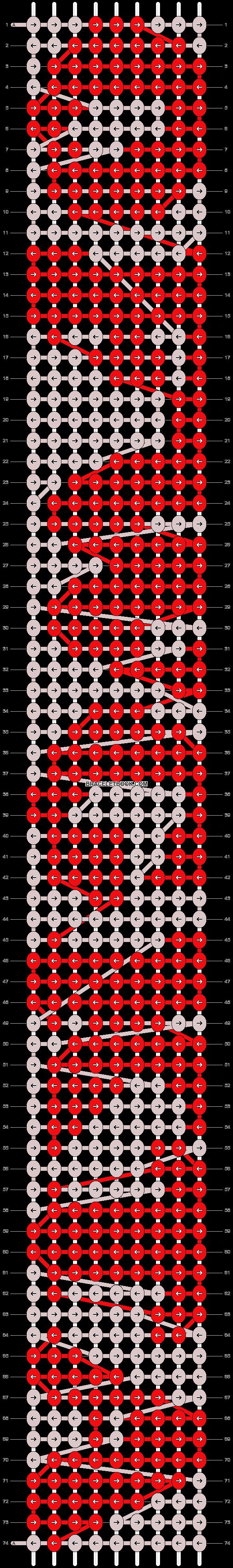 Alpha pattern #3975 pattern