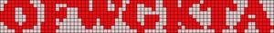 Alpha pattern #3975