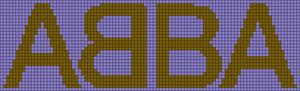Alpha pattern #3978