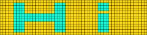 Alpha pattern #3980