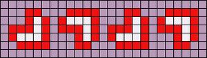 Alpha pattern #3983