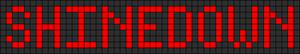 Alpha Friendship Bracelet Pattern #3985