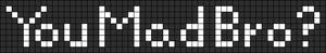 Alpha pattern #3986