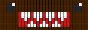 Alpha pattern #3988
