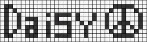 Alpha pattern #3989