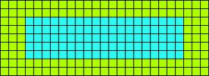 Alpha pattern #3994