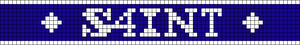 Alpha pattern #3995