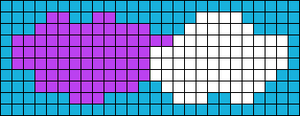 Alpha pattern #4002