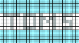 Alpha pattern #4003