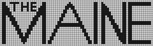 Alpha pattern #4006