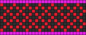 Alpha pattern #4007