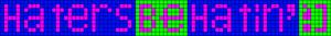 Alpha pattern #4008
