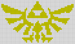 Alpha Friendship Bracelet Pattern #4014