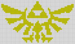 Alpha pattern #4014