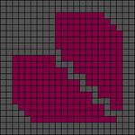 Alpha pattern #4023
