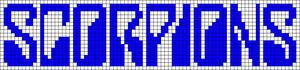 Alpha pattern #4025