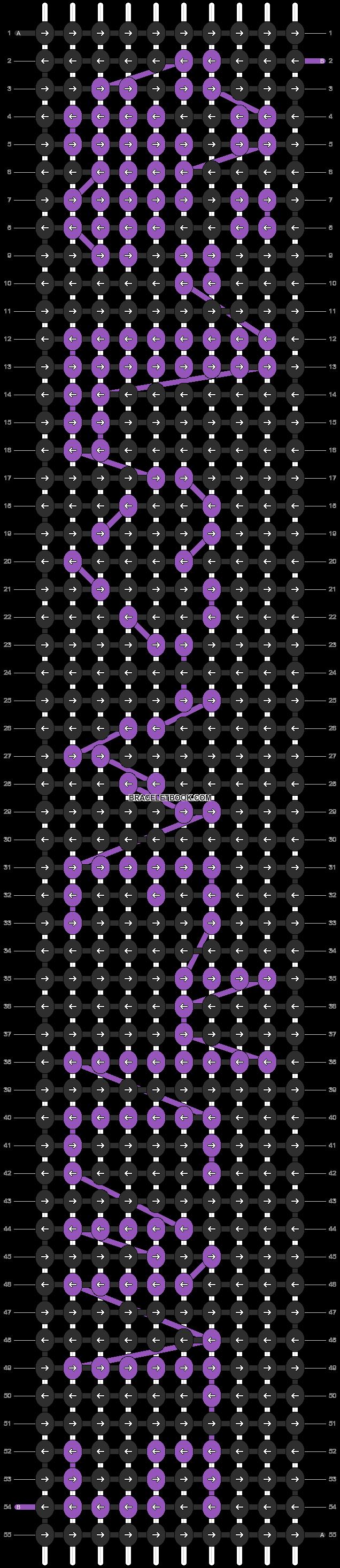 Alpha pattern #4034 pattern