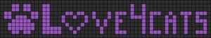 Alpha pattern #4034