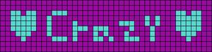 Alpha pattern #4039