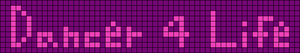 Alpha pattern #4040