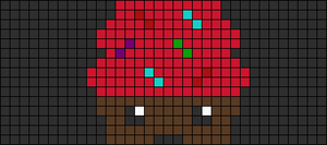 Alpha pattern #4053