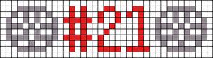 Alpha pattern #4059