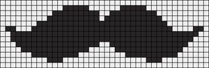 Alpha Friendship Bracelet Pattern #4068