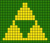 Alpha pattern #4071