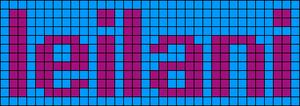Alpha pattern #4073