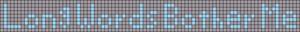 Alpha pattern #4074