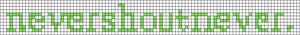 Alpha pattern #4077