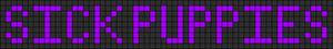 Alpha pattern #4078