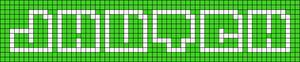 Alpha pattern #4093