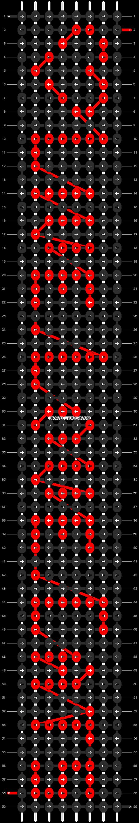 Alpha pattern #4094 pattern