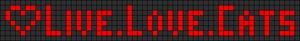 Alpha pattern #4094