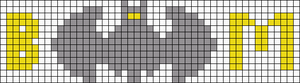 Alpha pattern #4098