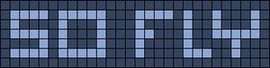 Alpha pattern #4109
