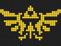 Alpha pattern #4113