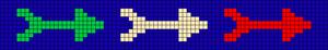 Alpha pattern #4114